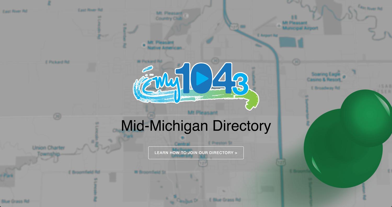My 1043 Mid-Michigan Directory